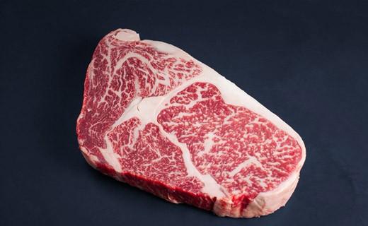 Boeuf Wagyu type Kobe - Noix d'entrecôte (marbré 8+) - Edélices Boucherie