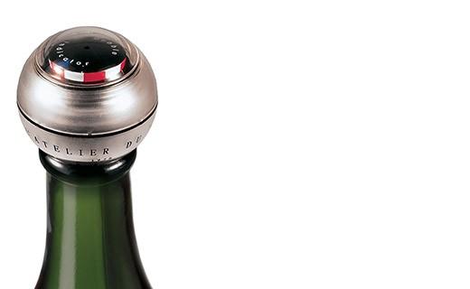 Bouchon à indicateur de bulles - L'Atelier du Vin