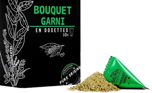 Bouquet garni - dosettes fraîcheur - Max Daumin