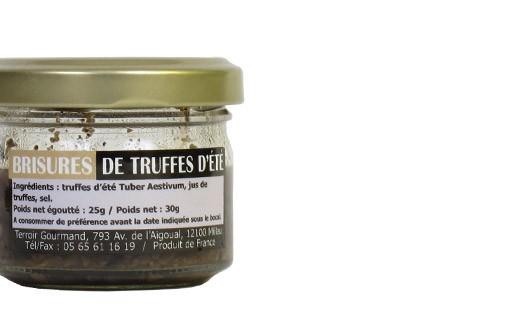Brisures de truffes d'été - Truffe France