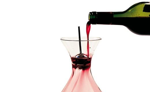 Carafe Open Cristal avec Developer - L'Atelier du Vin