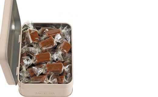 Caramels au beurre salé - Angelina