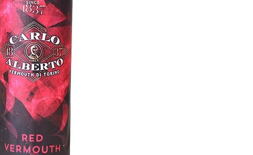 Vermouth rouge - Carlo Alberto