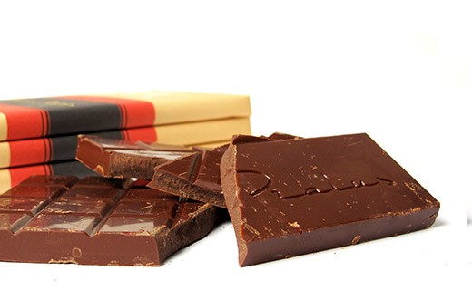 Tablette chocolat noir bio Equateur - Pralus