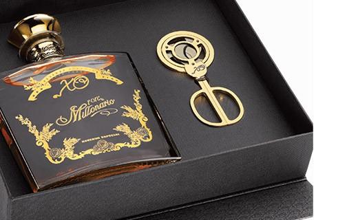 Coffret Rhum Millonario XO et son coupe-cigare - Millonario