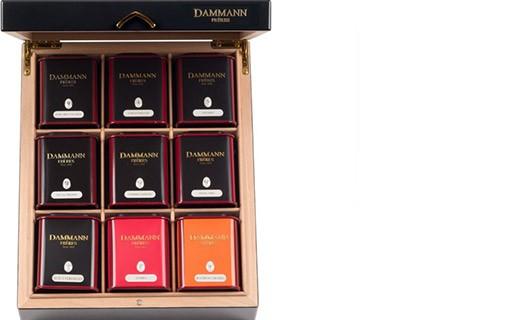 Coffret thé Jazz - Dammann Frères