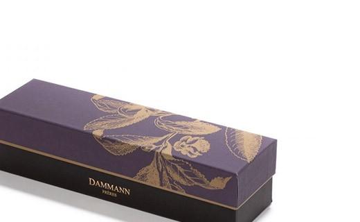 Coffret thé Lointains - Dammann Frères