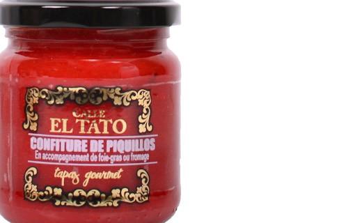 Confiture de poivrons Piquillo grillés - Calle el Tato