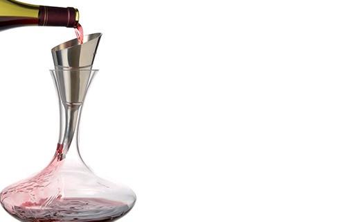 Corne à décanter - L'Atelier du Vin
