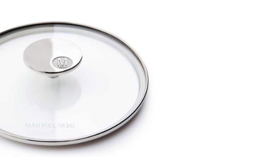 Couvercle verre 24cm - M'héritage 150s - Mauviel