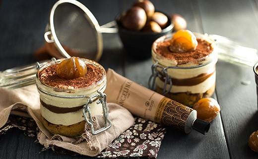 Crème de marrons en tube - Angelina