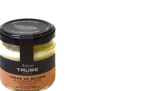 Crème de beurre à la truffe d'été - Artisan de la Truffe