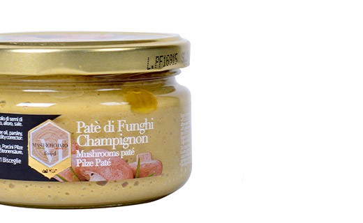 Crème de champignons - Mastrototaro
