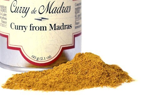 Curry de Madras - Terre Exotique
