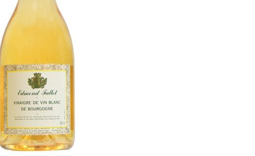 Vinaigre de vin blanc de Bourgogne - Fallot