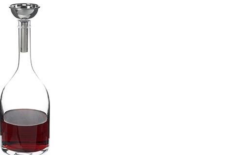 Etamine à décanter - L'Atelier du Vin