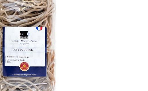 Fettuccine à la sarriette sauvage - Ruyet (Le)