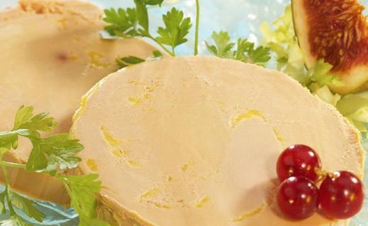 Douceur de foie gras de canard entier au miel d'acacia - Dupérier