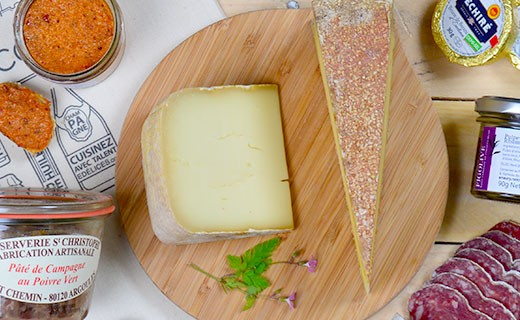 Ossau-Iraty AOC - Edélices Fromagerie