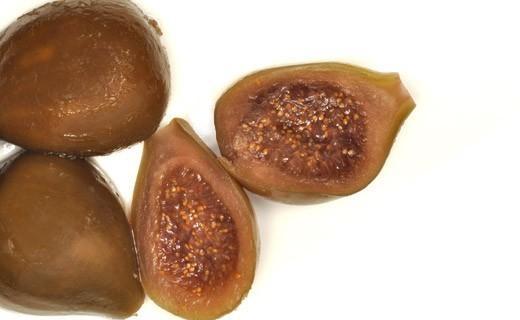 Mini figues rafraîchies à l'Armagnac - Vergers de Gascogne