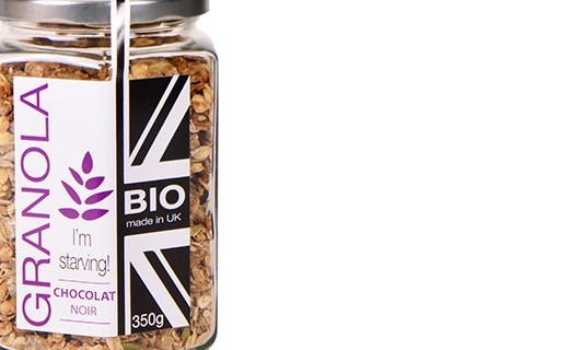Granola bio - Chocolat noir - Terre de Pépites