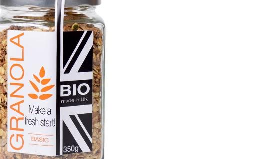 Granola bio - Recette originale - Terre de Pépites