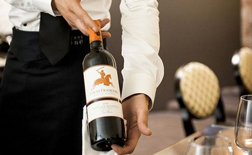 Graves 2013 - vin blanc - Louis François