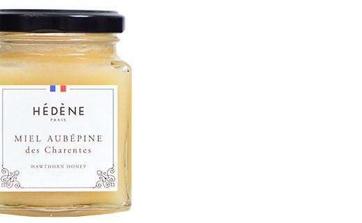 Miel d'aubépine des Charentes - Hédène