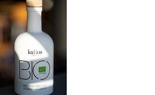 Huile d'olive vierge extra - Bio - Kalios