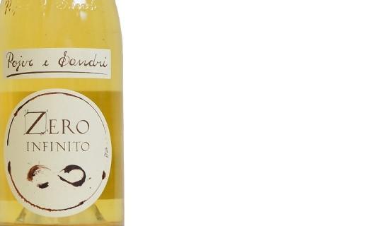 Zero Infinito - vin blanc effervescent bio - Pojer e Sandri