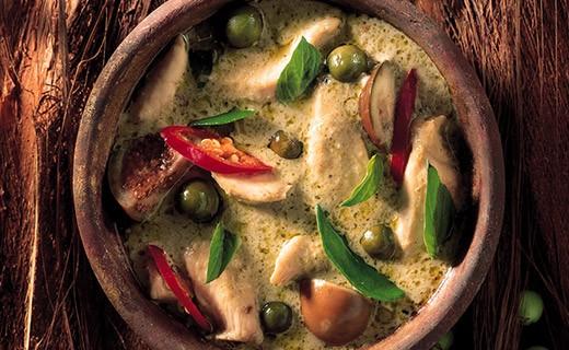 Kit de cuisine : Curry vert thaï - Edélices