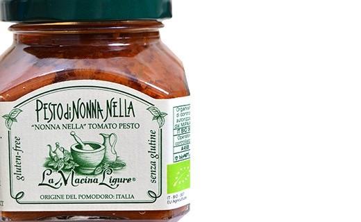Pesto rouge - Nonna Nella - Macina Ligure (La)