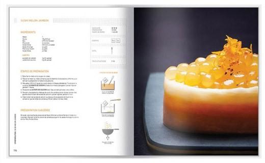 Livre de cuisine moléculaire - Molécule-R