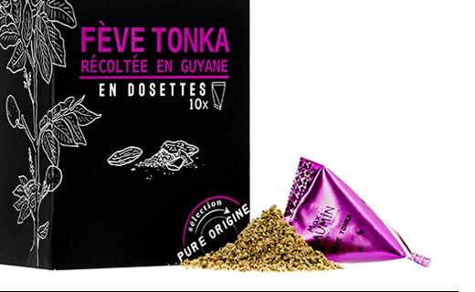 Fève Tonka - dosettes fraîcheur - Max Daumin