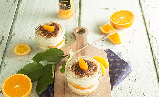 Mandarines rafraîchies à la vodka - Vergers de Gascogne