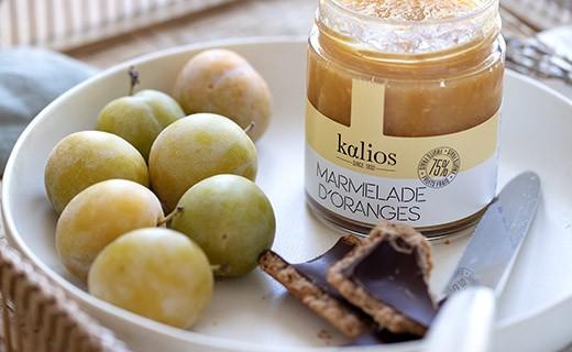 Marmelade d'oranges - Kalios