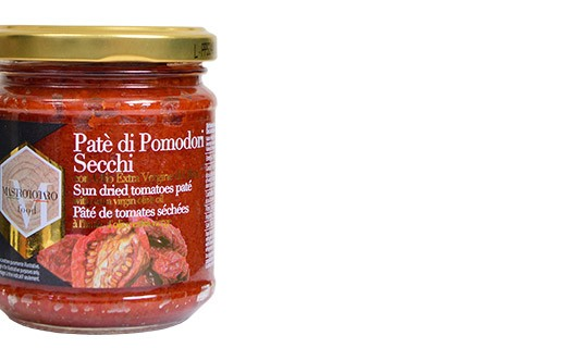 Crème de tomates séchées - Mastrototaro