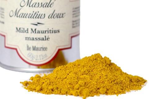 Massalé Mauritius doux - Terre Exotique