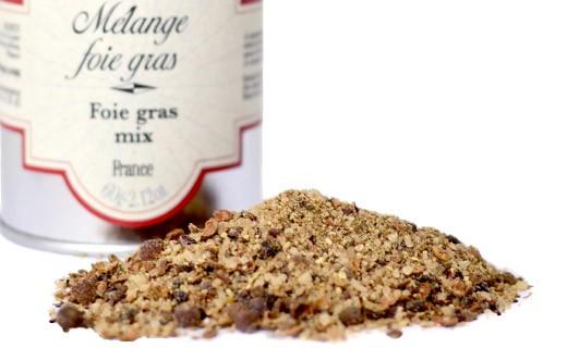 Mélange Foie Gras - Terre Exotique
