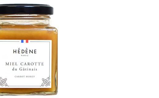 Miel de carotte du Gâtinais - Hédène