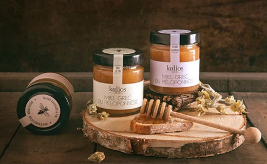 Miel de chêne - Kalios