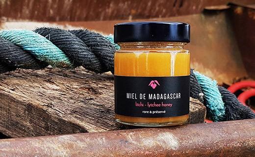 Miel de litchi de Madagascar - Compagnie du Miel