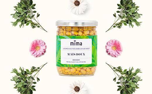 Maïs doux bio - Mima Bio