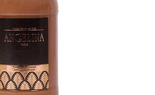 Chocolat chaud à l'ancienne - mini - Angelina