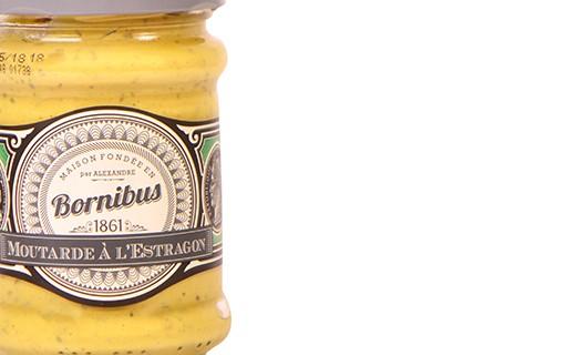 Moutarde à l'estragon - Bornibus