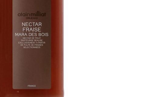 Nectar de fraise Mara des bois - Alain Milliat