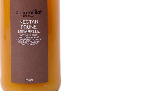 Nectar de mirabelle - Alain Milliat