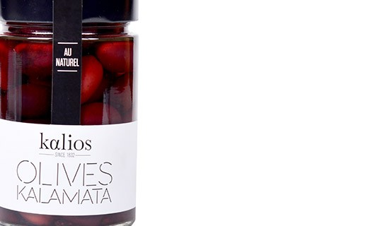 Olives Kalamata au naturel - Kalios