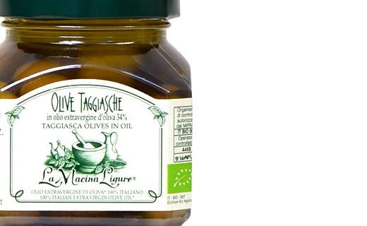 Olives Taggiasche bio - La Macina Ligure