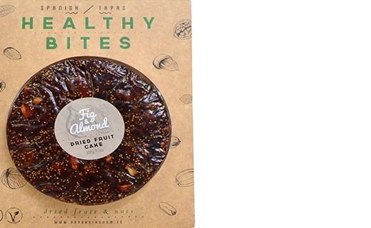 Pain de figues aux amandes  - Healthy Bites
